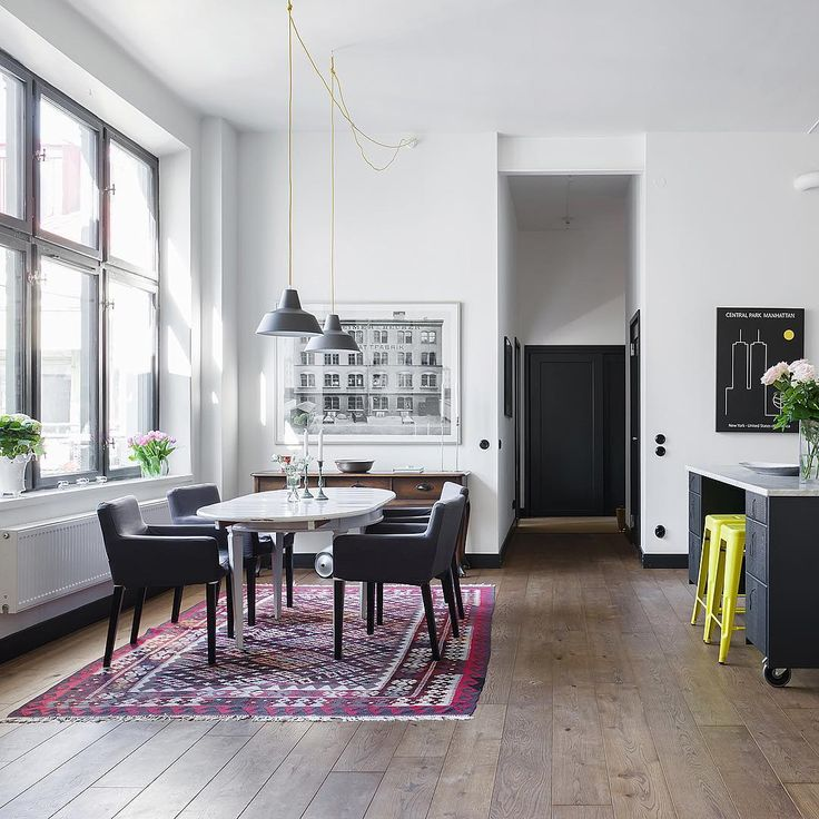 "Get the chance to live in the amazing house called ""Stråhattfabriken"" ✨😍 More info about this beautiful 3 room apartment at Pipersgatan 27 on our website, www.esny.se"