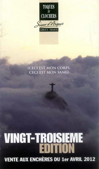 Toques et clochers 2012- AOC Limoux- Vignerons Sieurs d'Arques-Languedoc Sud de France