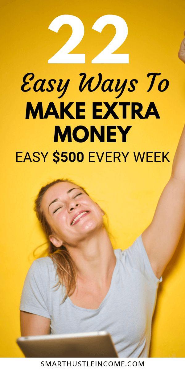 Make Money Fast On The Side