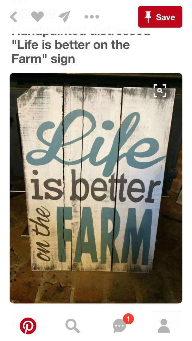 farm - Wood Sign Design Ideas