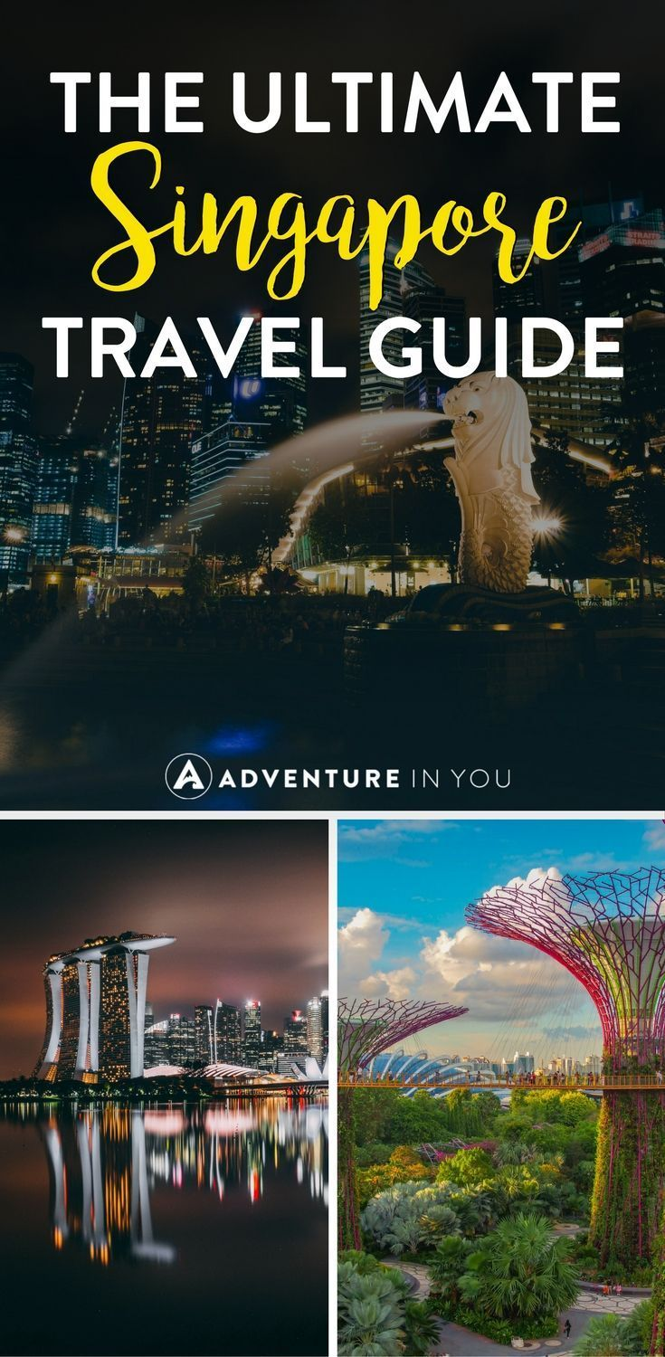 Singapore Travel | Planning a trip to Singapore? Check out our guide on the best things to see, do and eat in Singapore. #singapore