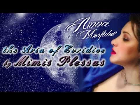 Anna Morfidou - the Aria of Evridice - YouTube