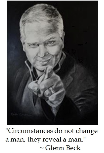 Glenn Beck on Character #quotes