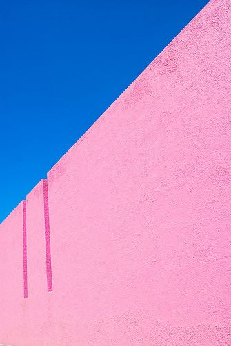 Luis Barragán: Clean Lines and Contrast Colors