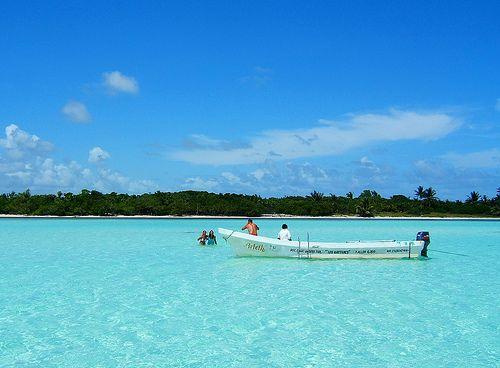 Sian Ka'an, Riviera Maya vía www.turespacio.com