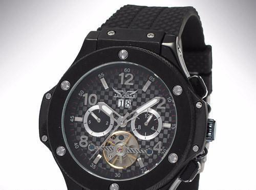 Jaragar Mechanical Tourbillon Watch
