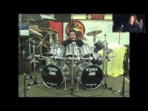 Friday by Rebecca Black Drum Cover by Myron Carlos