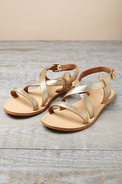 Bye-Bye, Buyer's Remorse: 20 Under-$100 Shoes You Need: Jack Wills Lazenby Sandal, 59.50, available at Jack Wills.