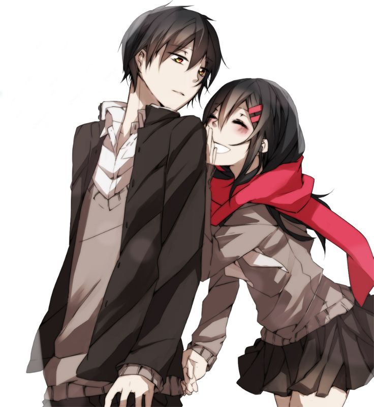 23 best anime couples images on pinterest anime couples - Cute anime couple pictures ...