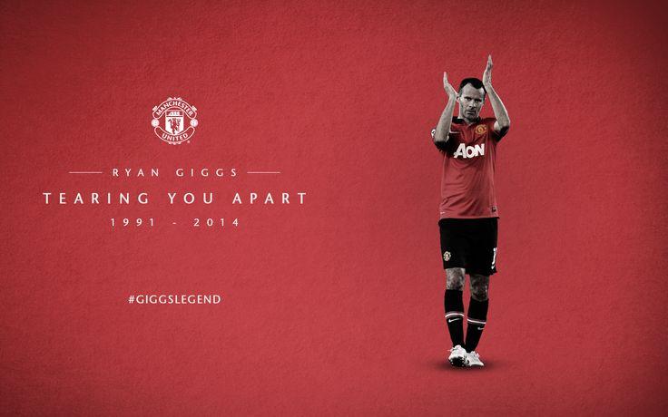 Mr Manchester United Ryan Giggs