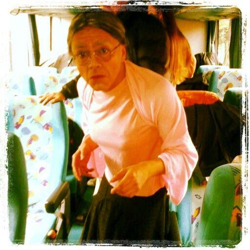 Doña Conchita en Tambien Caeras