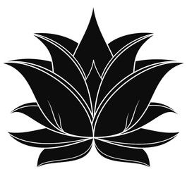 17 Best images about lotus on Pinterest | Flower stencils ...