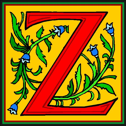 Final Blogging A-Z challenge post! Z is for ZILCH!