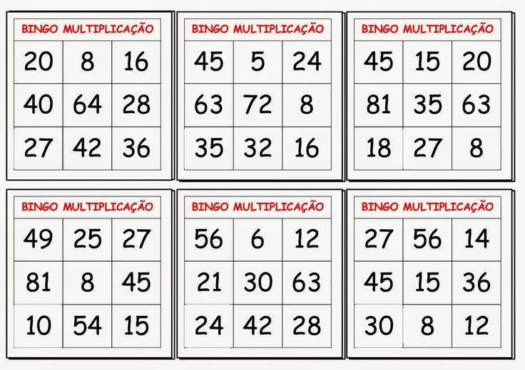 Bingo+da+Multiplicação+-+4º.jpg (1169×826)