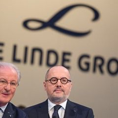 Linde AG hold annual general meeting in Munich