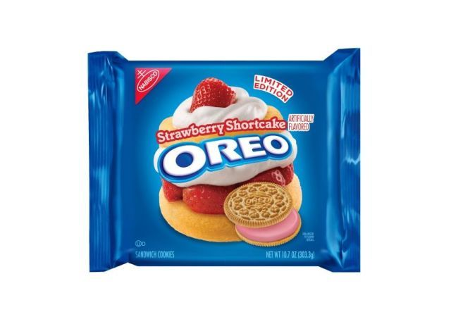Alert: The New Oreo Flavor Is A Sweet Summer Essential - Delish.com