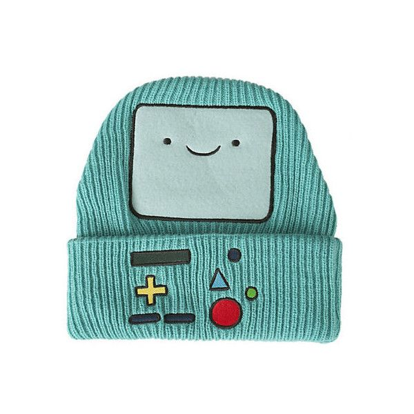 Adventure Time BMO Watchman Beanie  057604408530