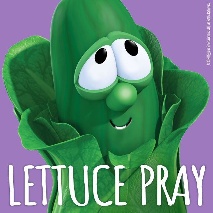 Praying with larry podder