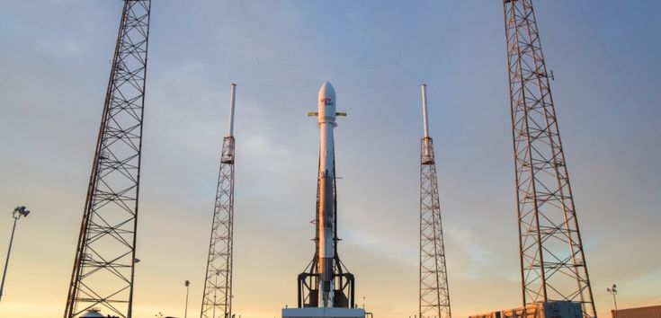Live coverage: SpaceX scrubs Falcon 9 launch attempt