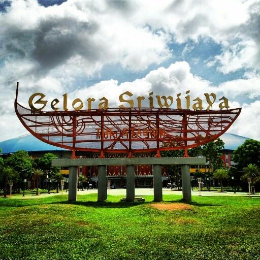 Jakabaring Stadium Palembang - South Sumatera #indonesia #building #architecture #stadium #sport #palembang