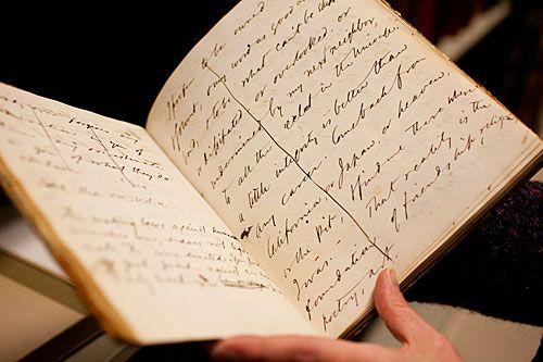 hand-written journal by Ralph Waldo EmersonHoughton Libraries, Art Pens, Rare Book, Heart Singing, Book Stories, Hands Written Journals, Islands, Writing Inspiration, Ralph Waldo Emerson