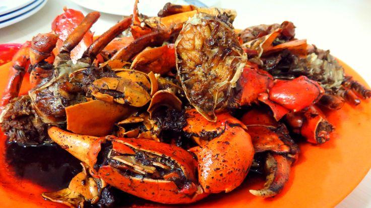 Kepiting Kenari Sajian Lezat Khas Balikpapan - Kuliner Balikpapan
