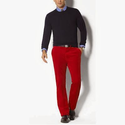 Willowbrook Park: What's Wrong with Red Trousers?