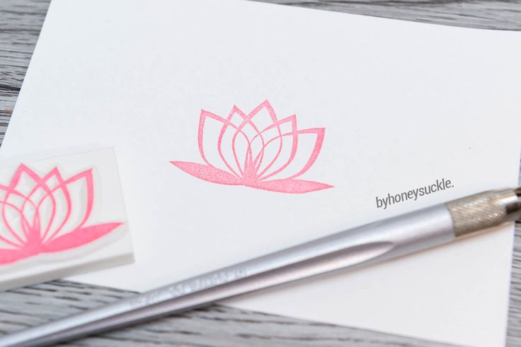 lotus rubber stamp, yoga stamp, zen rubber stamp, flower stamp, lotus flower stamp, from the nature, blooming flower, handmade stamp by byhoneysuckle on Etsy https://www.etsy.com/listing/221016091/lotus-rubber-stamp-yoga-stamp-zen-rubber