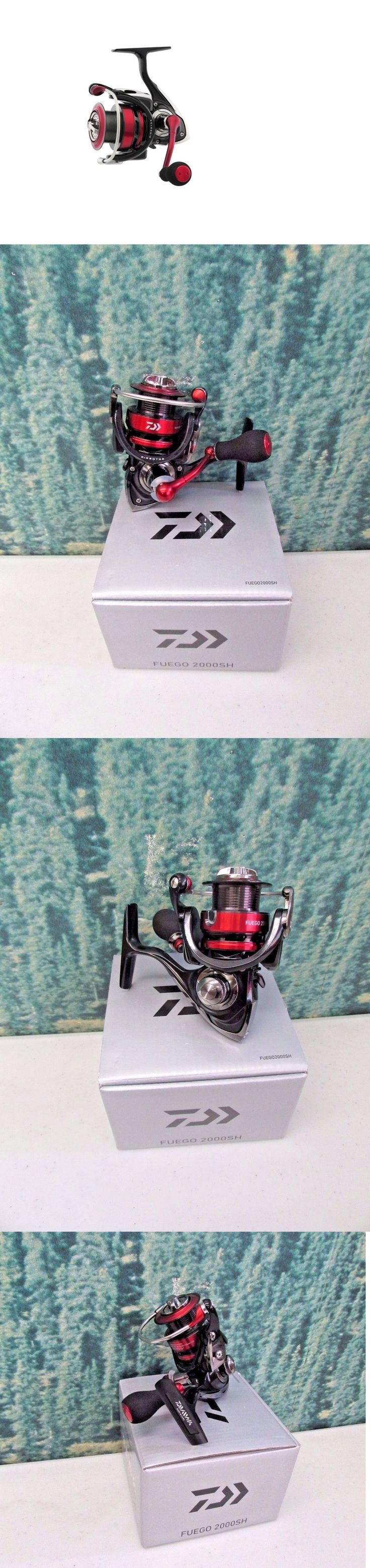 Spinning Reels 36147: Daiwa Fuego 6.0:1 Spinning Reel Fuego2000sh ~ New ~ Free Shipping -> BUY IT NOW ONLY: $78.88 on eBay!