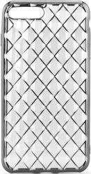 LUXURY GEL BACK COVER CASE APPLE IPHONE 7 PLUS BLACK - http://tech.bybrand.gr/luxury-gel-back-cover-case-apple-iphone-7-plus-black/