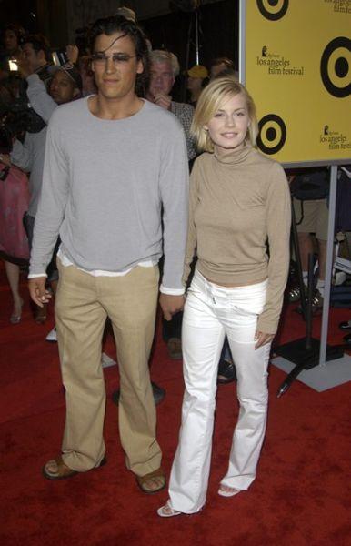 Elisha Cuthbert & Andrew Keegan, 2002