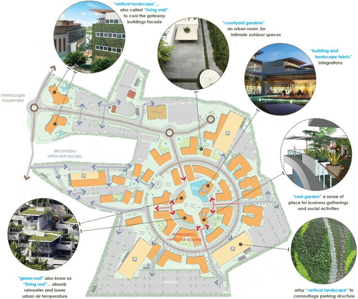 Cayman Enterprise City Master Plan