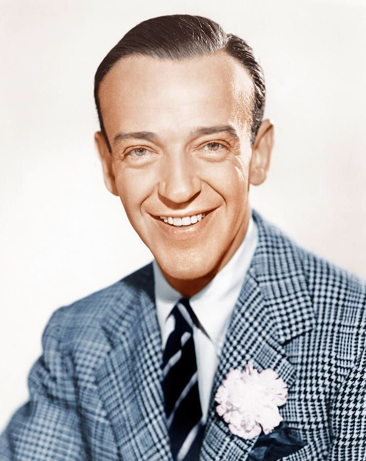Image result for fred astaire color