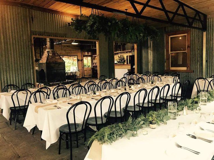 Inglewood Estate- Table layout longs