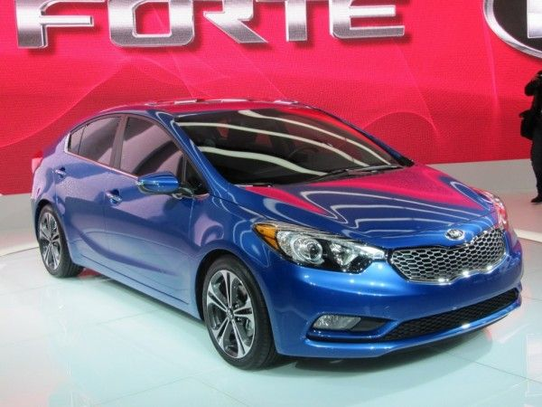 2014 Kia Forte Changes 600x450 2014 Kia Forte Review, Performance, Quality, Safety with Images