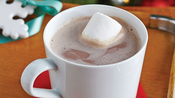 Classic Cocoa with Marshmallows