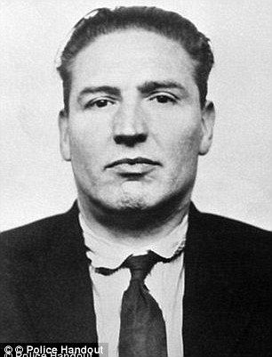 The Richardson brothers employed 'Mad' Frankie Fraser (pictured above), who is said to have tortured anyone who crossed them