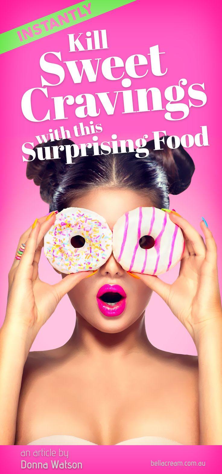 Kill & Stop Sugar Cravings Instantly  http://www.bellacream.com.au/blog/?post=kill-sweet-cravings-instantly