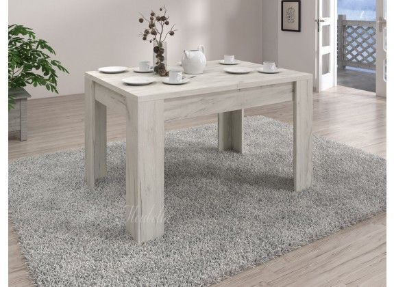 Eetkamertafel Invido is een tafel die geschikt is voor 4 tot 6 ...