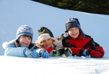TOP 10 WINTERTIME NEIGHBORHOOD GAMES -- Just because it's cold and snowy, it doesn't mean you have to stay inside! Winter weather can be a great excuse to round up everyone in your neighborhood and get outside for some fresh air and exercise. So bundle up, and try these outdoor winter group activities and games.
