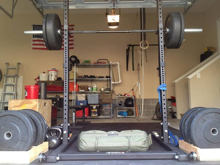 Best garage gyms images on pinterest exercises gym