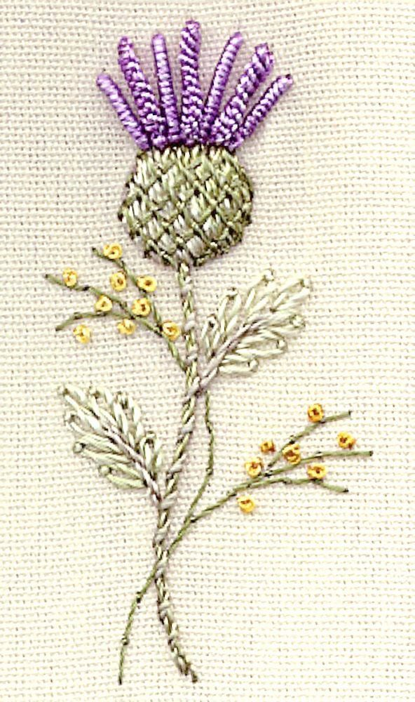 Irises Brazilian embroidery kit #1423 EdMar threads//choose fabric color