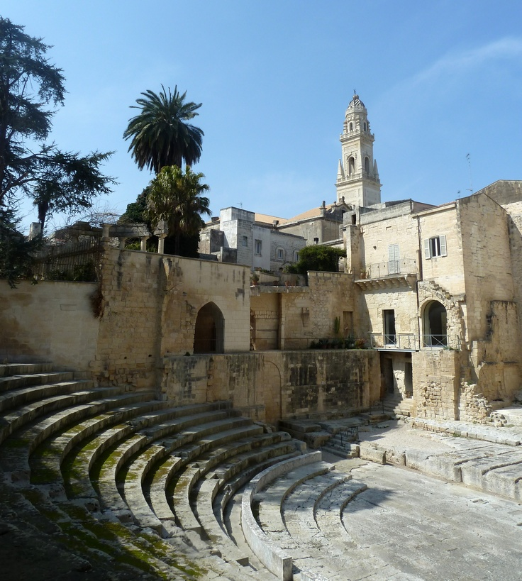Teatro Romano, Lecce