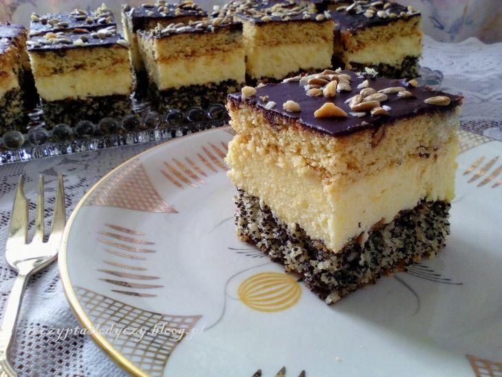 Ciasto Pijak - ulepszony przepis