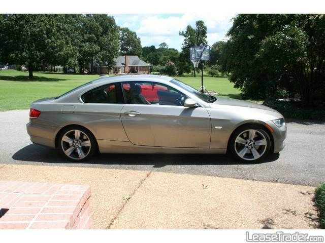 bmw gold colors | 2007 BMW 335i Coupe Car Lease View this ...