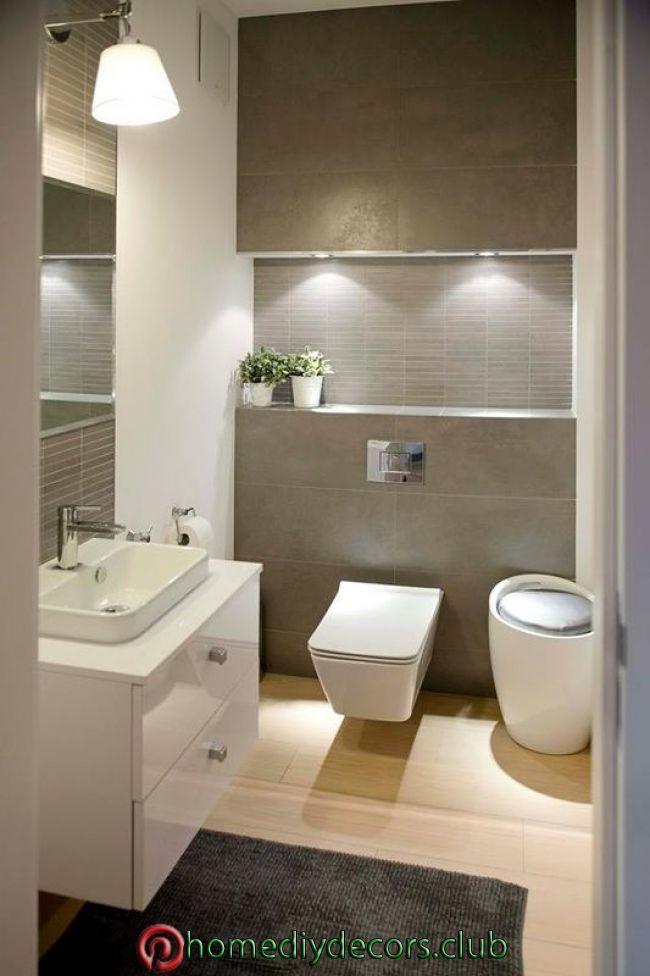 Gaste Wc In 2020 Badezimmer Innenausstattung Wc Design Badezimmer