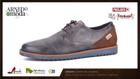 SORTEO par de zapatos PIKOLINOS hombre de Calzados ATRÉVETE