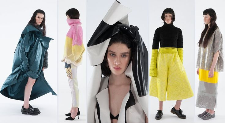 Snapshot of Final MA Womenswear Collections 2014