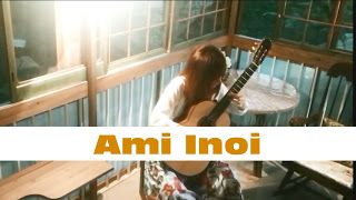 Ami Inoi: Recuerdos de la Alhambra with added insects singing   I tried the memories of Alhambra in the mountains. The insect is singing. Inoi Ami Memories of Alhambra Ami Inoi - Recuerdos de la Alhambra Ami Inoi