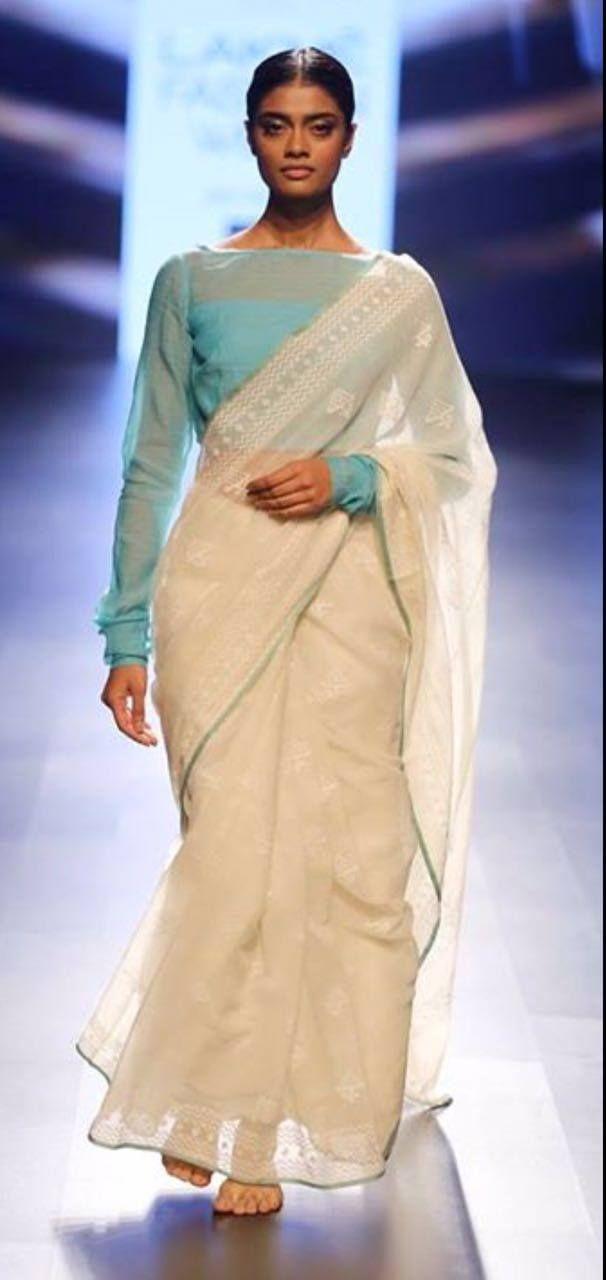 jamdani saree More